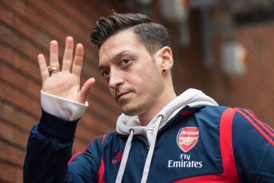 Arsenal Not Willing To Pay Ozil's Wages In Fenerbahce Loan