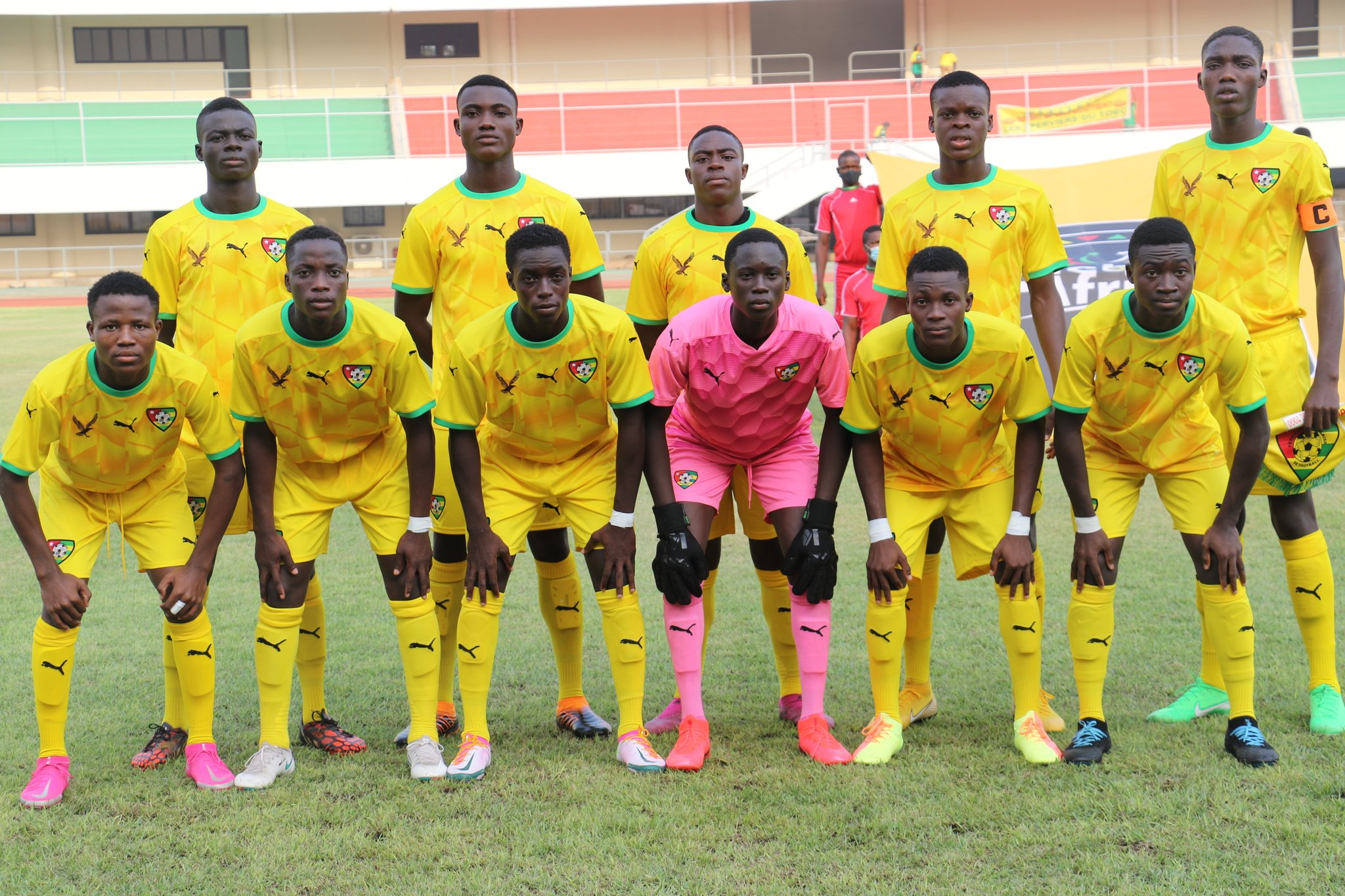 WAFU Zone B U-17 Qualifiers: Host Togo Disqualified After Two Players Failed MRI Test