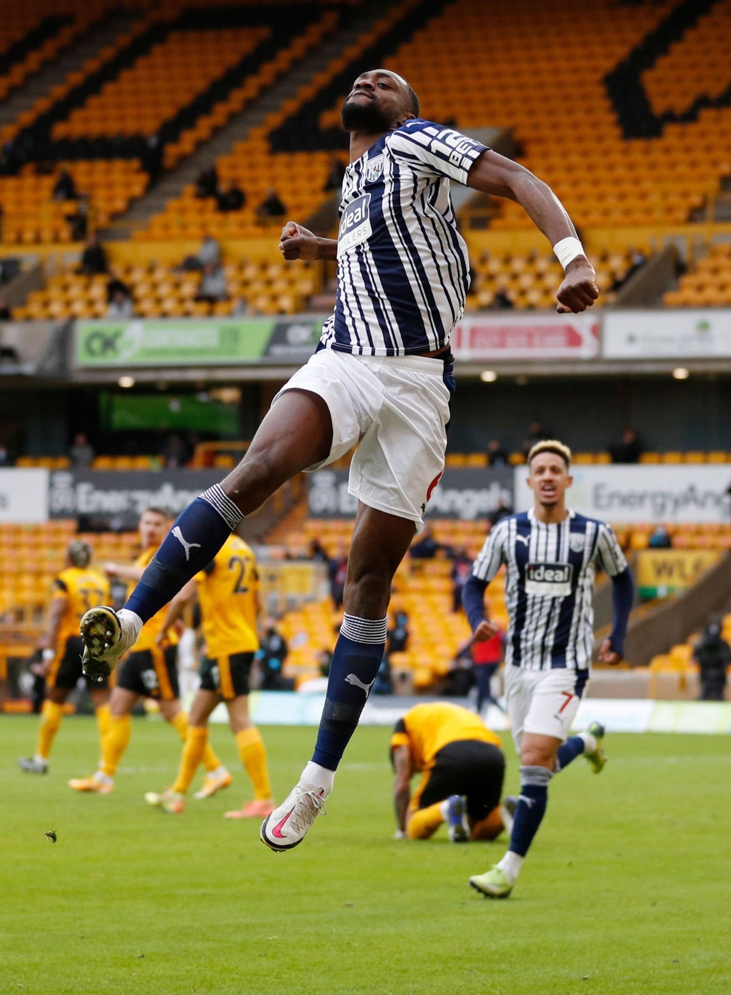 Ajayi Nominated For West Brom's Man Of The Match Award In Win At Wolves
