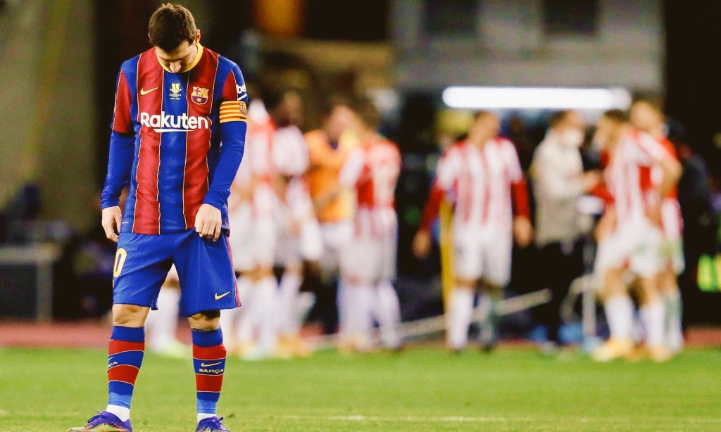 Messi Faces Four-Match Ban
