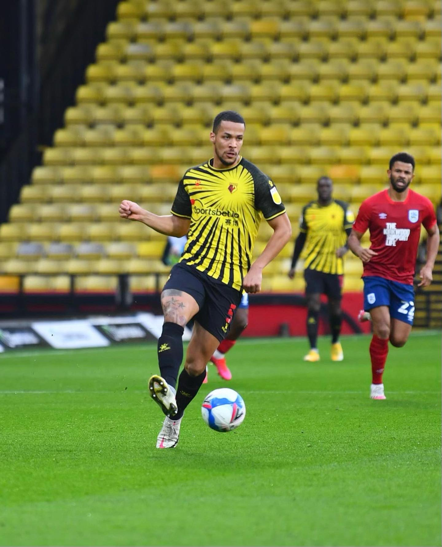 'We Were Better Prepared'- Troost-Ekong Reflects On Watford Win Vs Barnsley