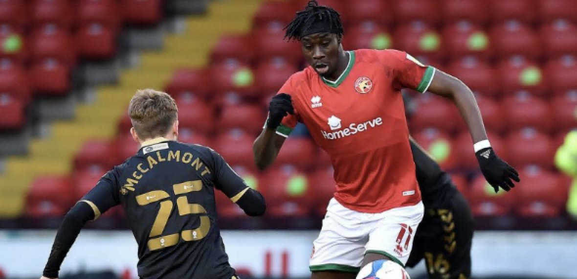 Scottish Club Hearts Chase Nigerian Born Striker Elijah Adebayo