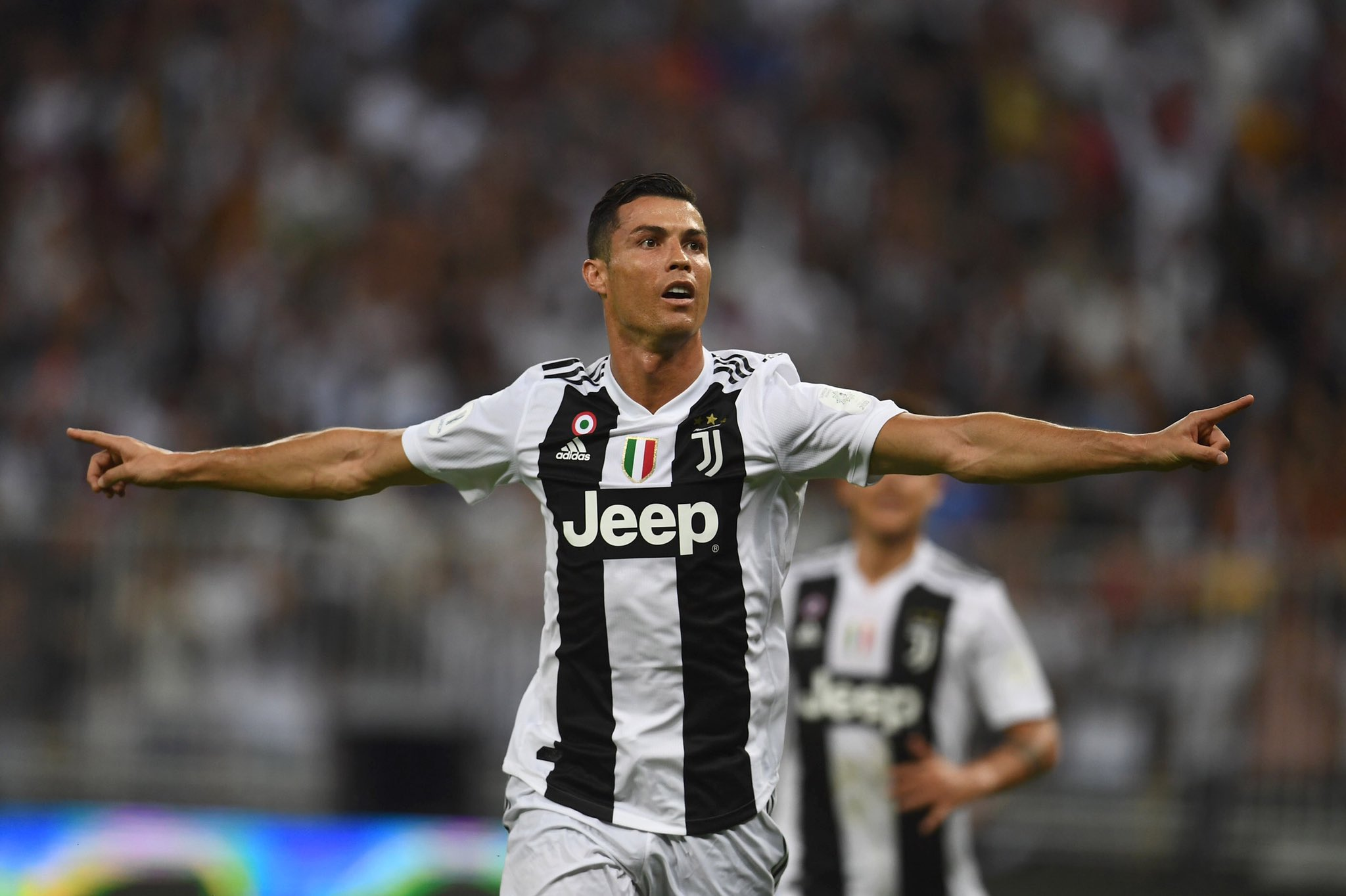 Ronaldo Breaks Goal Record In Juve's Super Cup Final Win Vs Napoli