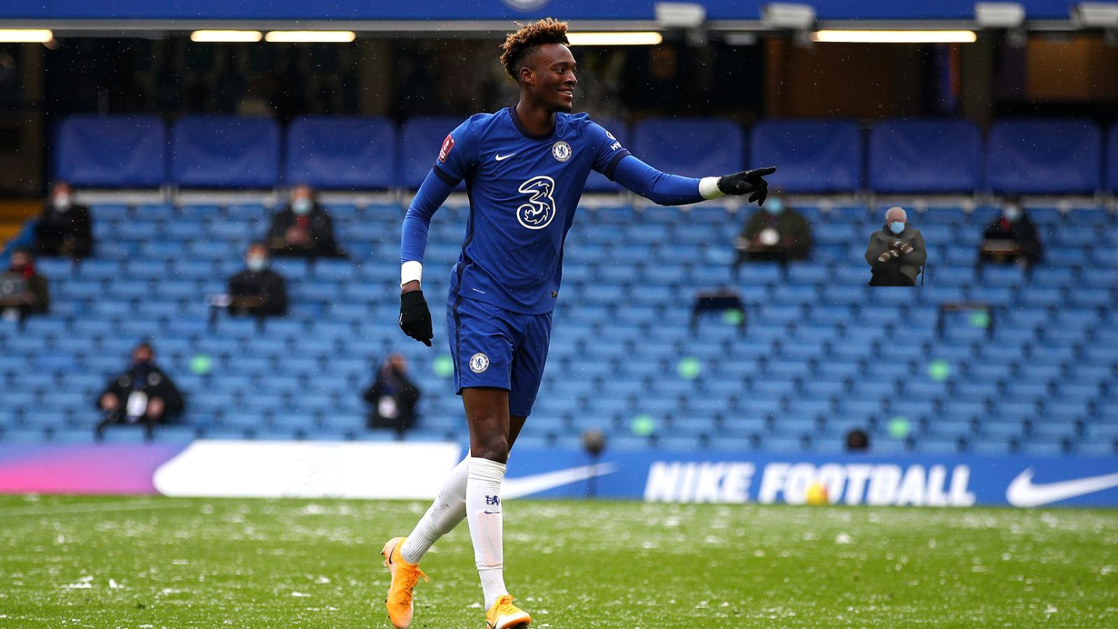 FA Cup: Abraham Bags Hat-trick As Chelsea Beat Luton Town