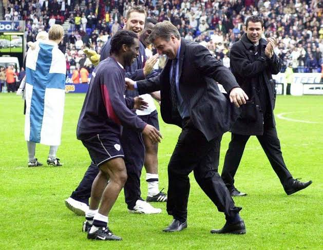 Allardyce: No Okocha Or Campo Out There