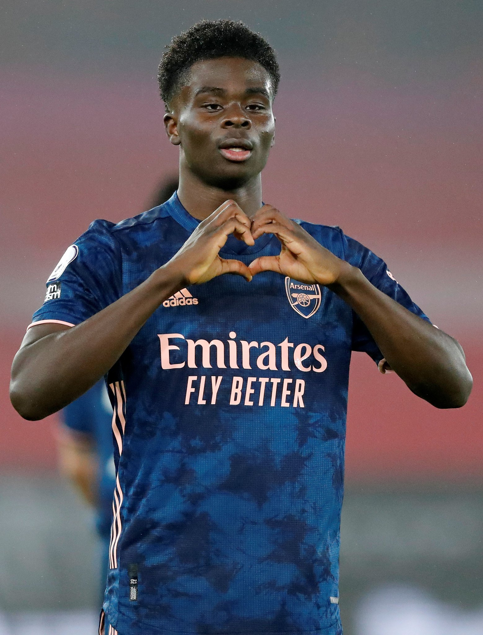 Saka Rated Most Expensive Left Midfielder In The World