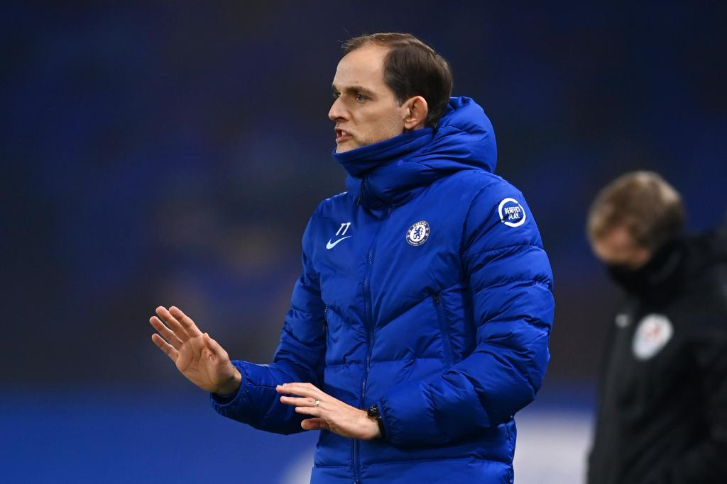 Premier League: Tuchel Begins Chelsea Reign With Frustrating Home Draw Vs Wolves
