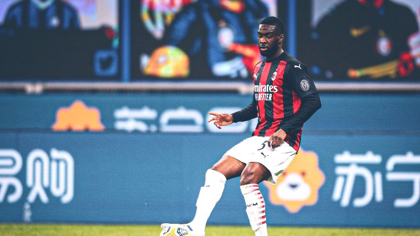 Tomori Thrilled  With AC Milan Ambitions