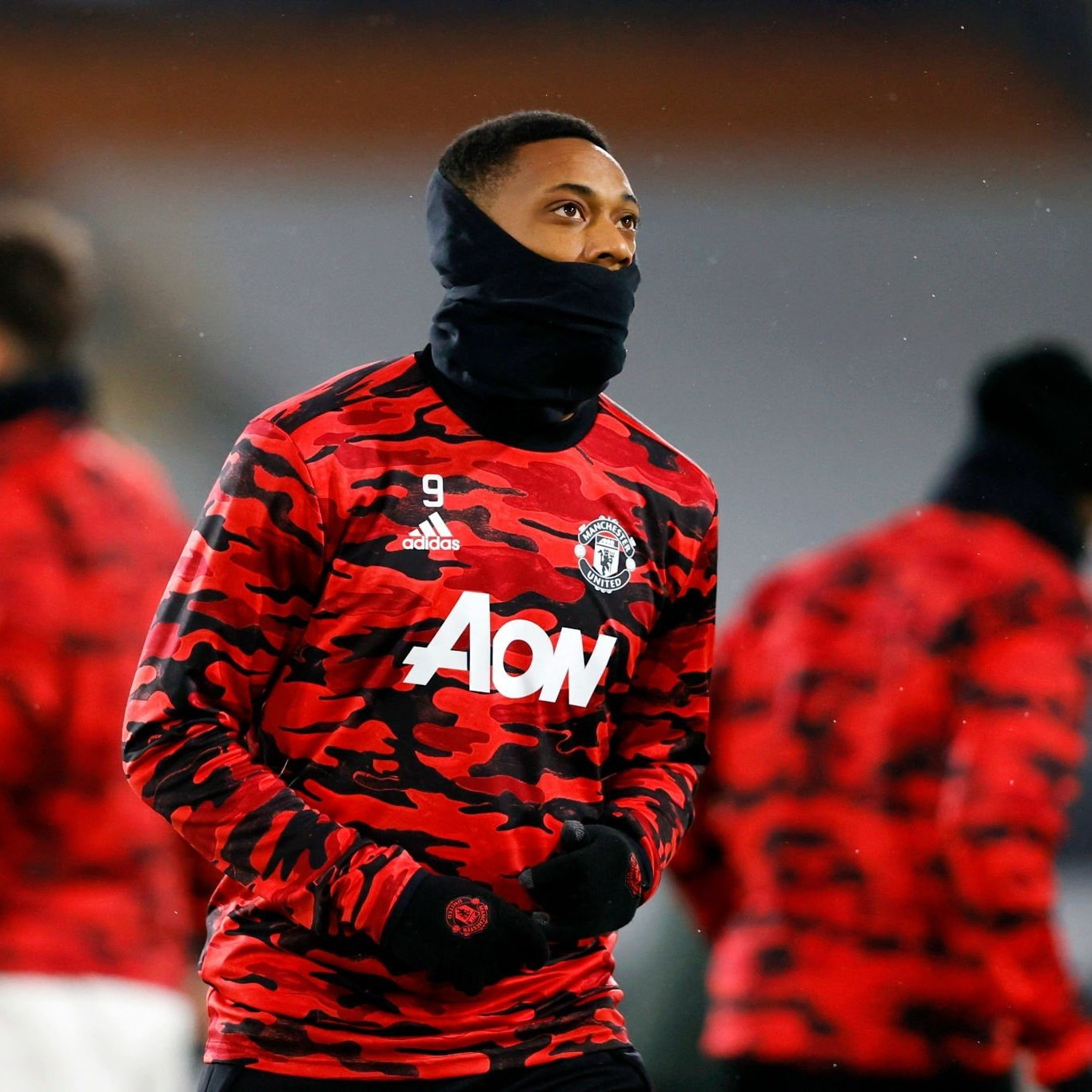 Martial's Wife Reveals Death Threat Messages after Man Utd's Defeat To Sheffield
