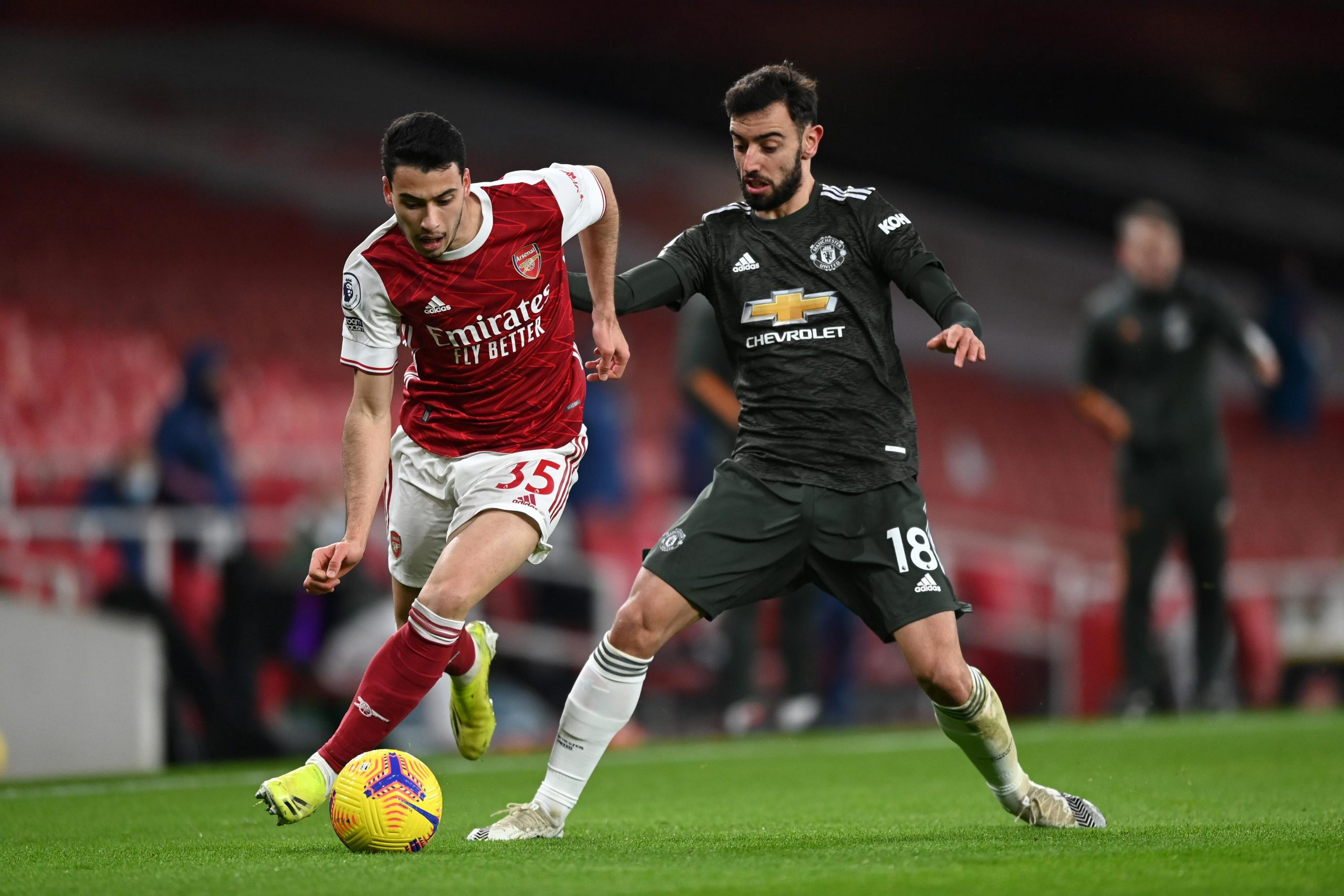 Premier League: Manchester United Held By Arsenal At The Emirates