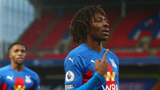 Eze: Crystal Palace Worked Hard For Win Against  Wolves