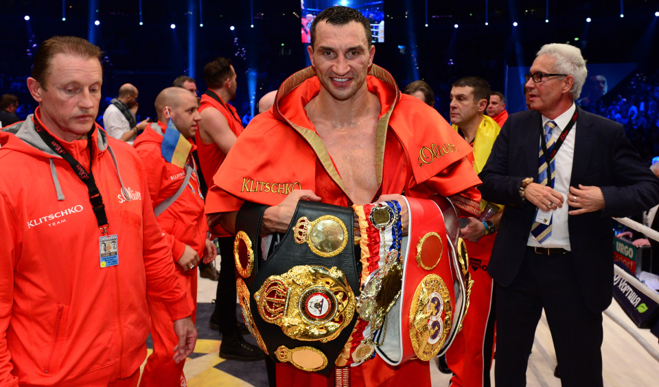 Klitschko Considering Coming Out Of Retirement At 44