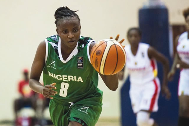 How some officials ruin the lives of athletes!   This is the story of Nkechi Akashili.