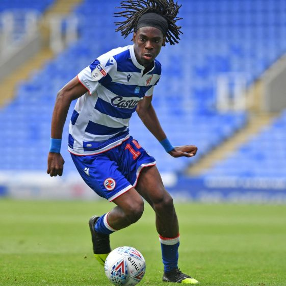 Ejaria Bags Fifth Assist In Reading's Win Vs Bournemouth