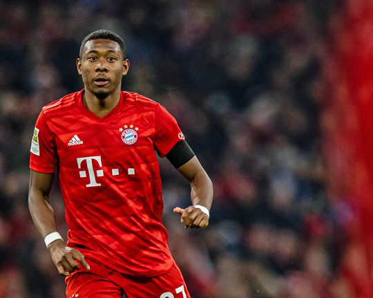 Bayern star Alaba agrees to join Real Madrid in summer