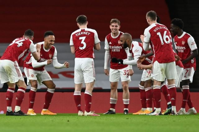 A New Dance For The Gunners