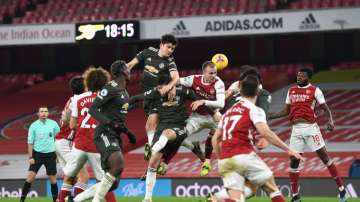 Man United Set New Club Record After Draw Vs Arsenal