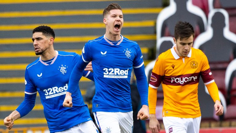 John Hughes full of praise for Rangers ahead of weekend clash