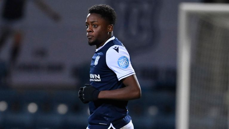 Nigerian Striker Suffers Racist Abuse In Scottish Cup Game