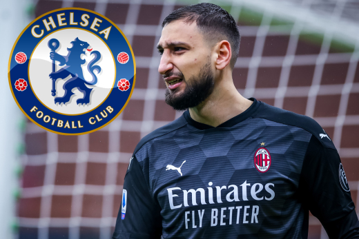 Chelsea In Talks With AC Milan Keeper  Donnarumma