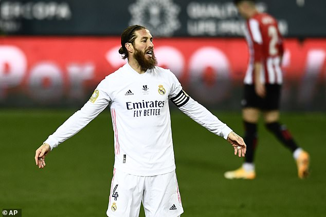 Ramos Rejects Real Madrid's Two Contracts Offers, Set For Exit This  Summer