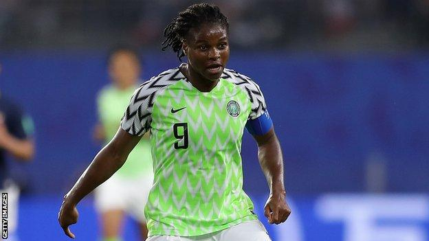Turkish Women's Cup: Oparanozie Blasts NFF Over Super Falcons Exclusion
