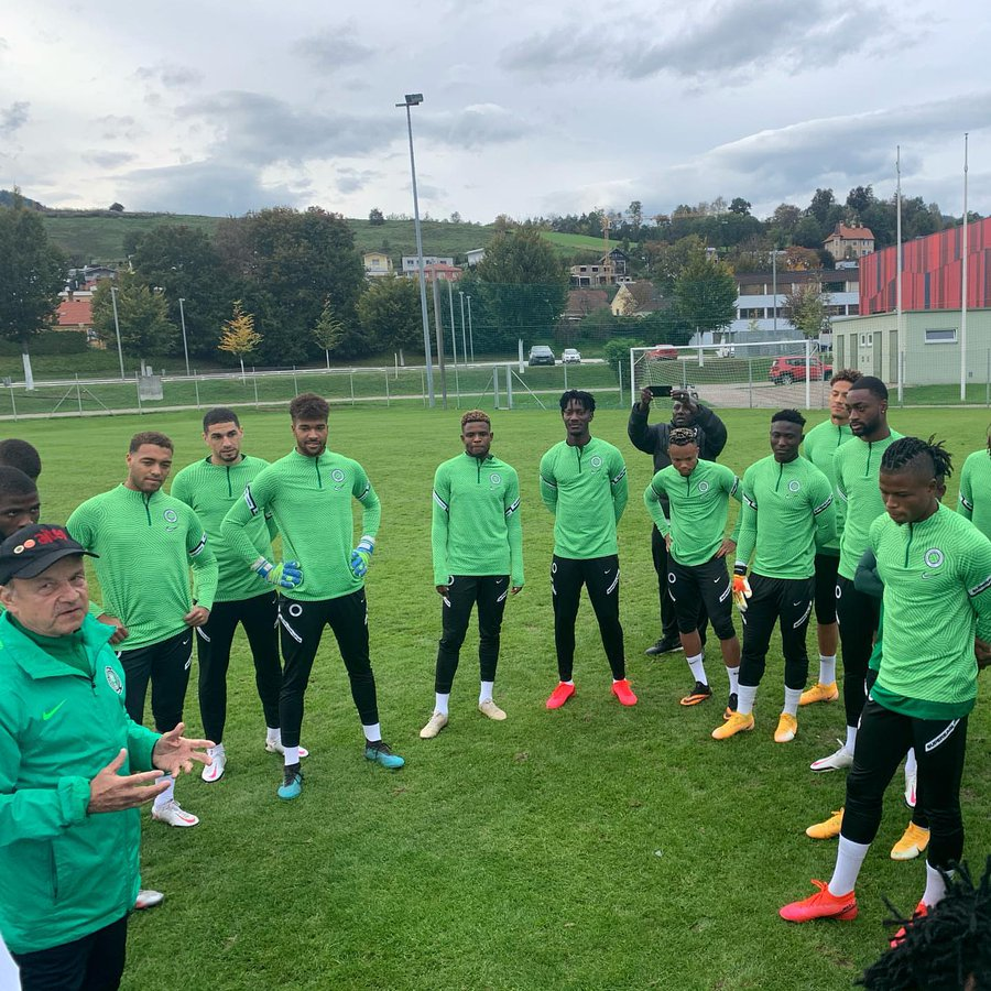 Rohr To Submit List Of Players For Benin, Lesotho Qualifiers- NFF