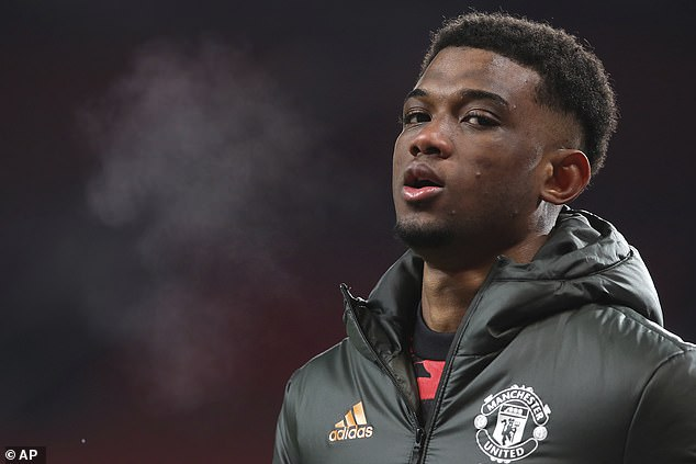 Man United's New Signing Diallo Fined £42,000 For Falsifying Documents