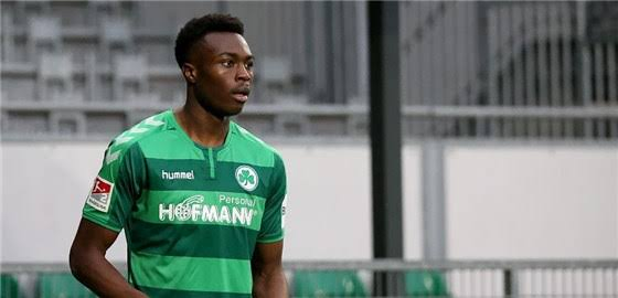 Bundesliga 2: Nigerian Striker Abiama Scores, Bags Assist As Promotion-Chasing Greuther Fuerth Claim Big Home Win