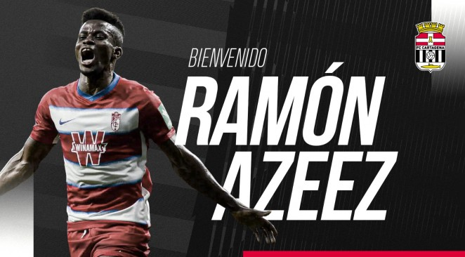 Azeez Joins Spanish Second Division Club Cartagena On Loan