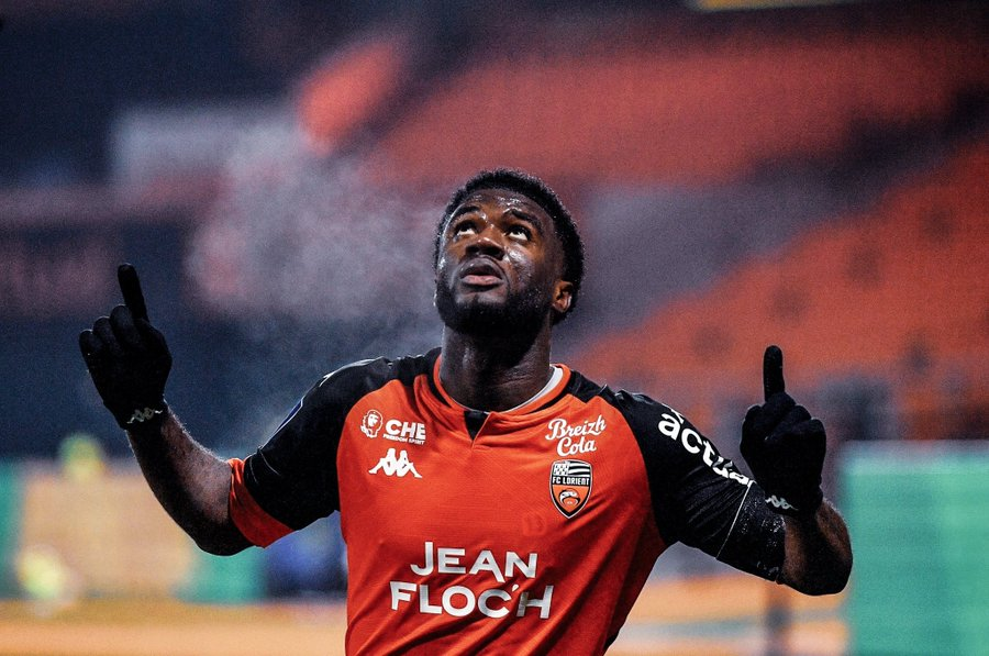 Moffi, Ugbo On Target In Lorient, Cercle Brugge French, Belgian Cup Wins