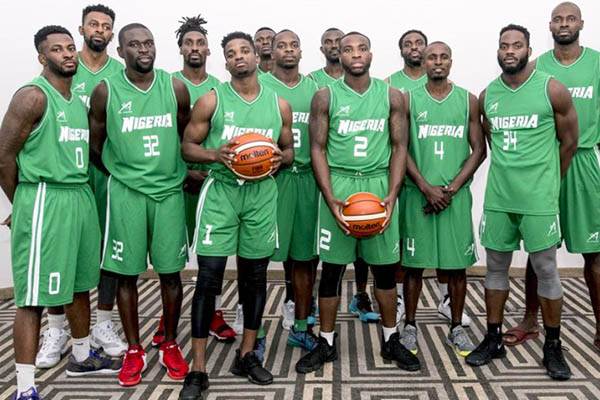 Tokyo Olympics Basketball: D'Tigers, D'Tigers Get Group Opponents