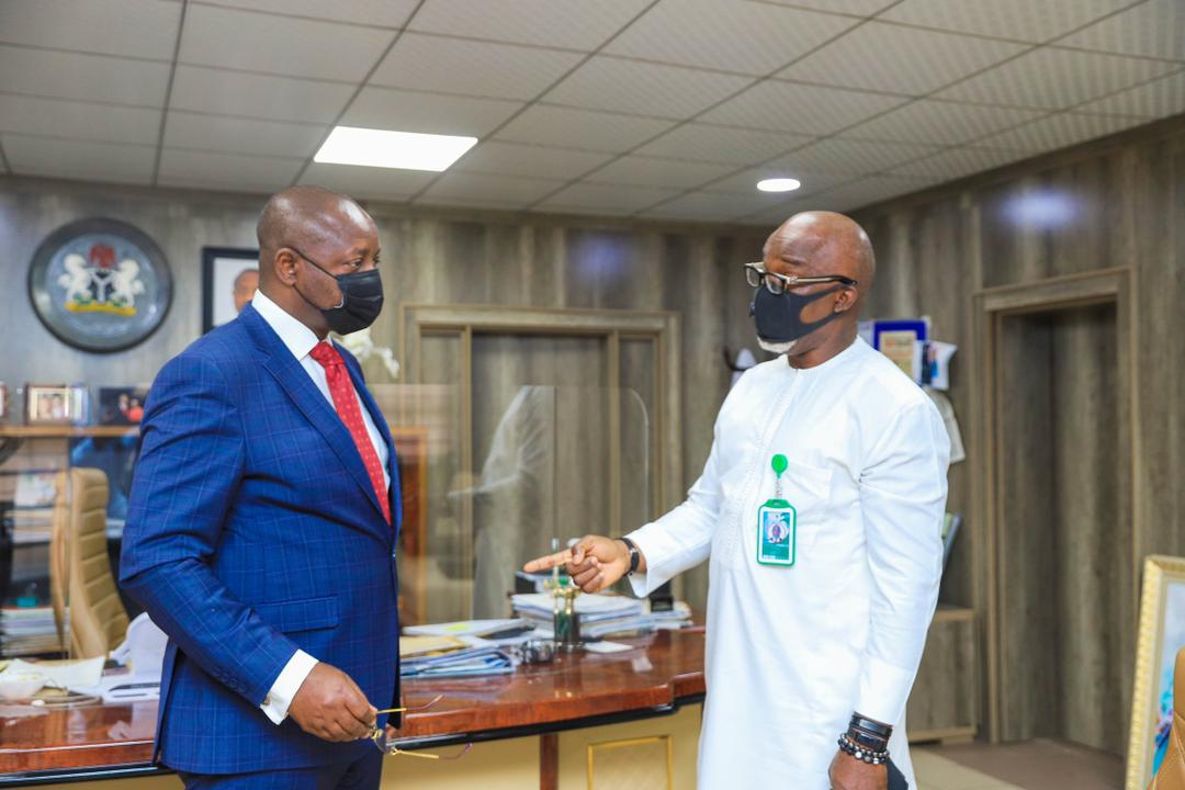 FIFA Council Election:  Pinnick Seeks Federal Government's Support