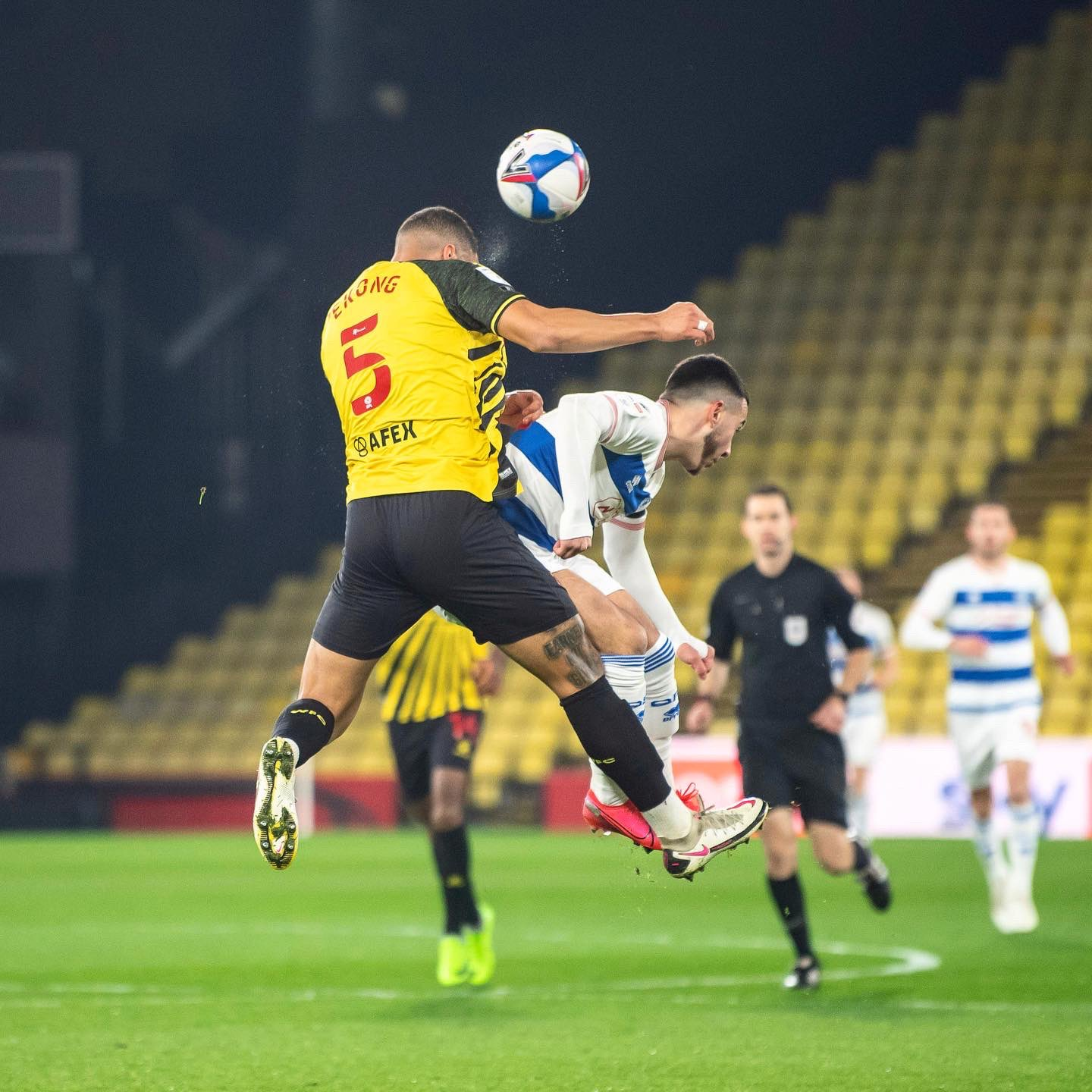 Troost-Ekong Disappointed With Watford Defeat To QPR