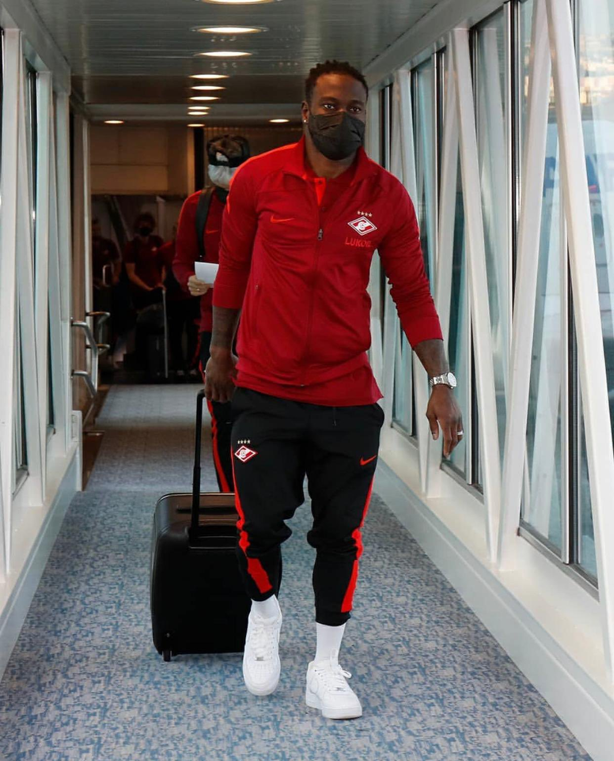 Spartak Moscow Yet To Decide On Permanet Deal For Moses