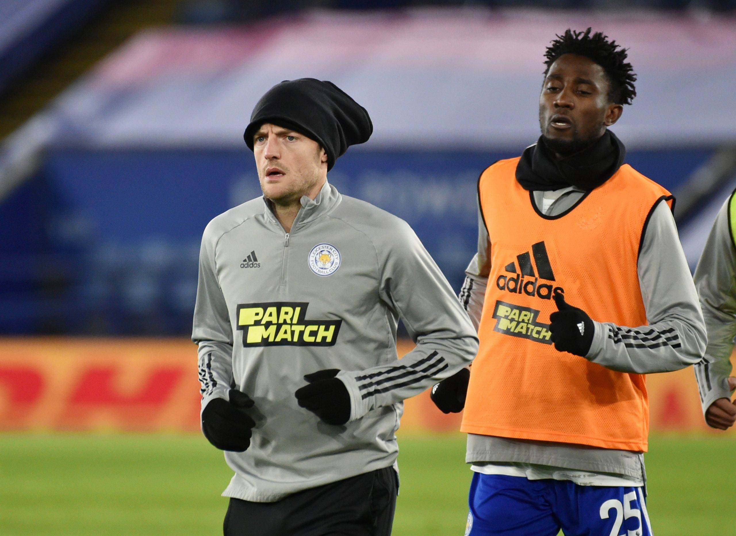 Ndidi, Vardy Close To Returning For Leicester City