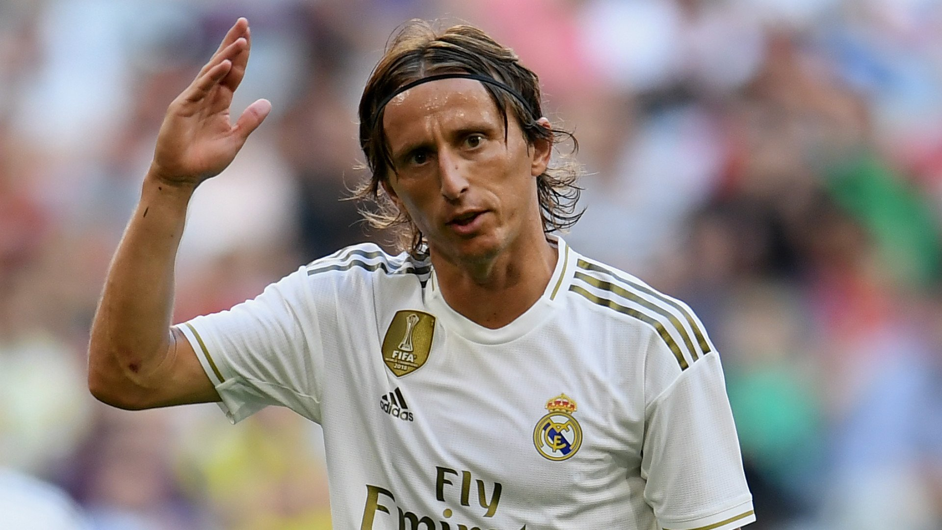 Modric Willing To Take Pay Cut To Secure Real Madrid Deal