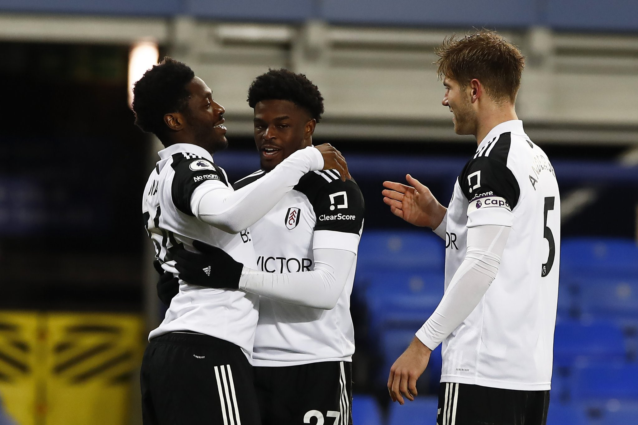 'We Want To Continue Like This'- Maja Happy With Fulham  Win Against Everton