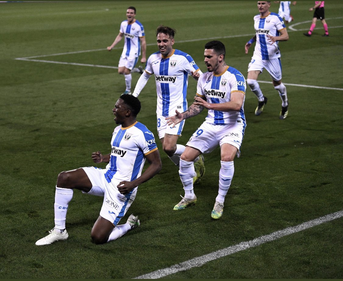 Omeruo Wants Leganes To Continue Impressive League Form