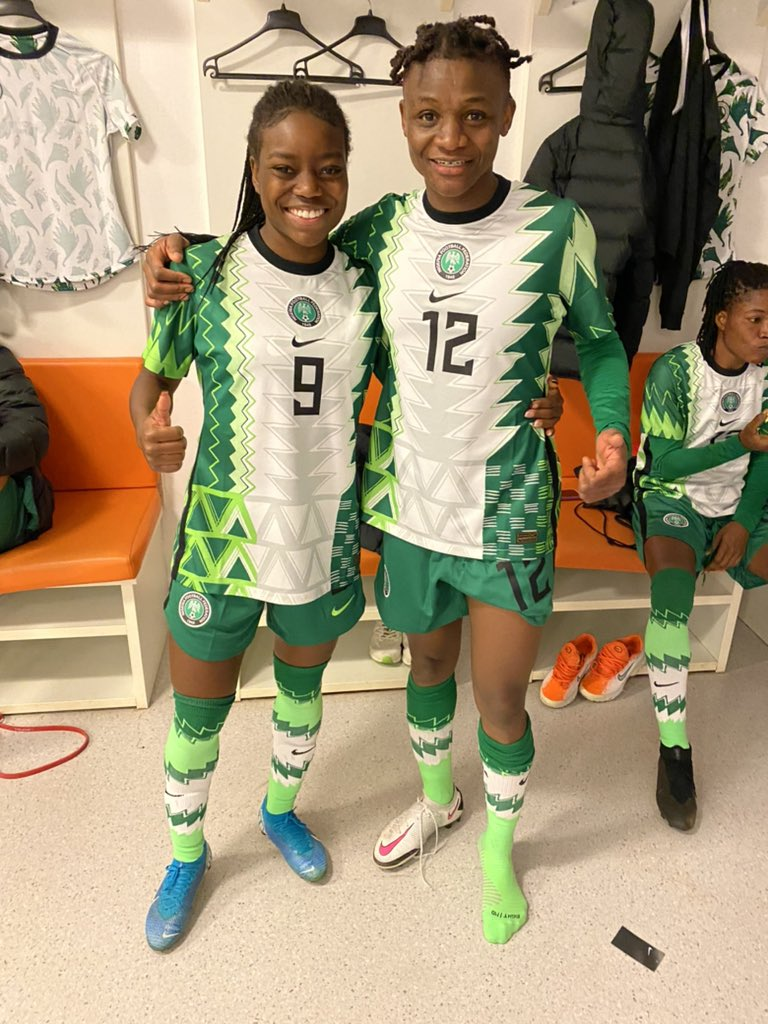 Waldrum Thrilled With Super Falcons Performance In  Win Vs  CSKA Moscow
