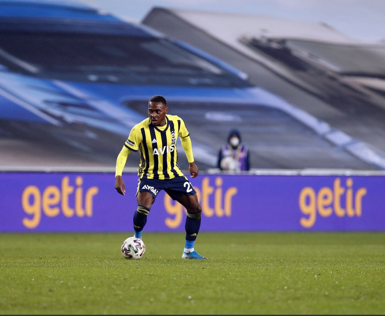Osayi-Samuel Thrilled To Play With Ozil