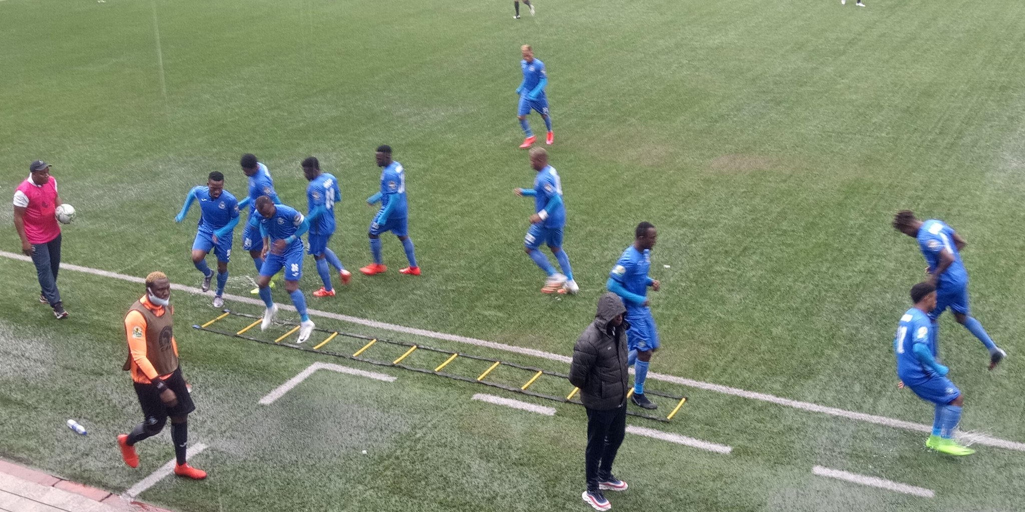 CAFCC: Enyimba Beat  Rivers United To Playoff Ticket