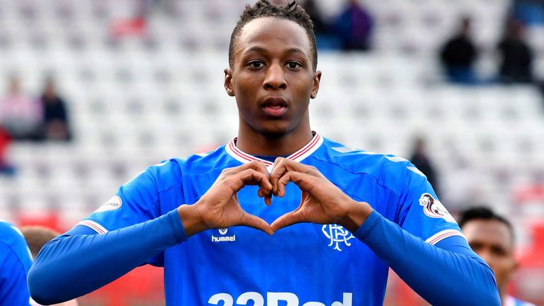 Aribo Targets More Goals For Rangers After Fine Display Against Dundee Utd