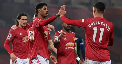 Premier League: Man United Destroy 9-Man Southampton In Record-Equalling Win; Eze Bags Assist In Palace's Win At Newcastle