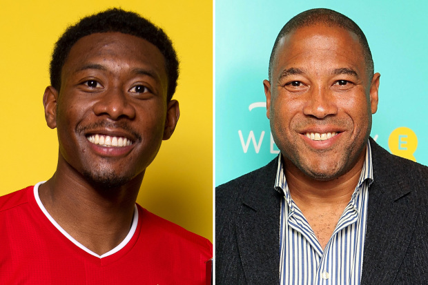 Barnes, Legendary Liverpool Forward Claims Alaba Will Struggle In EPL