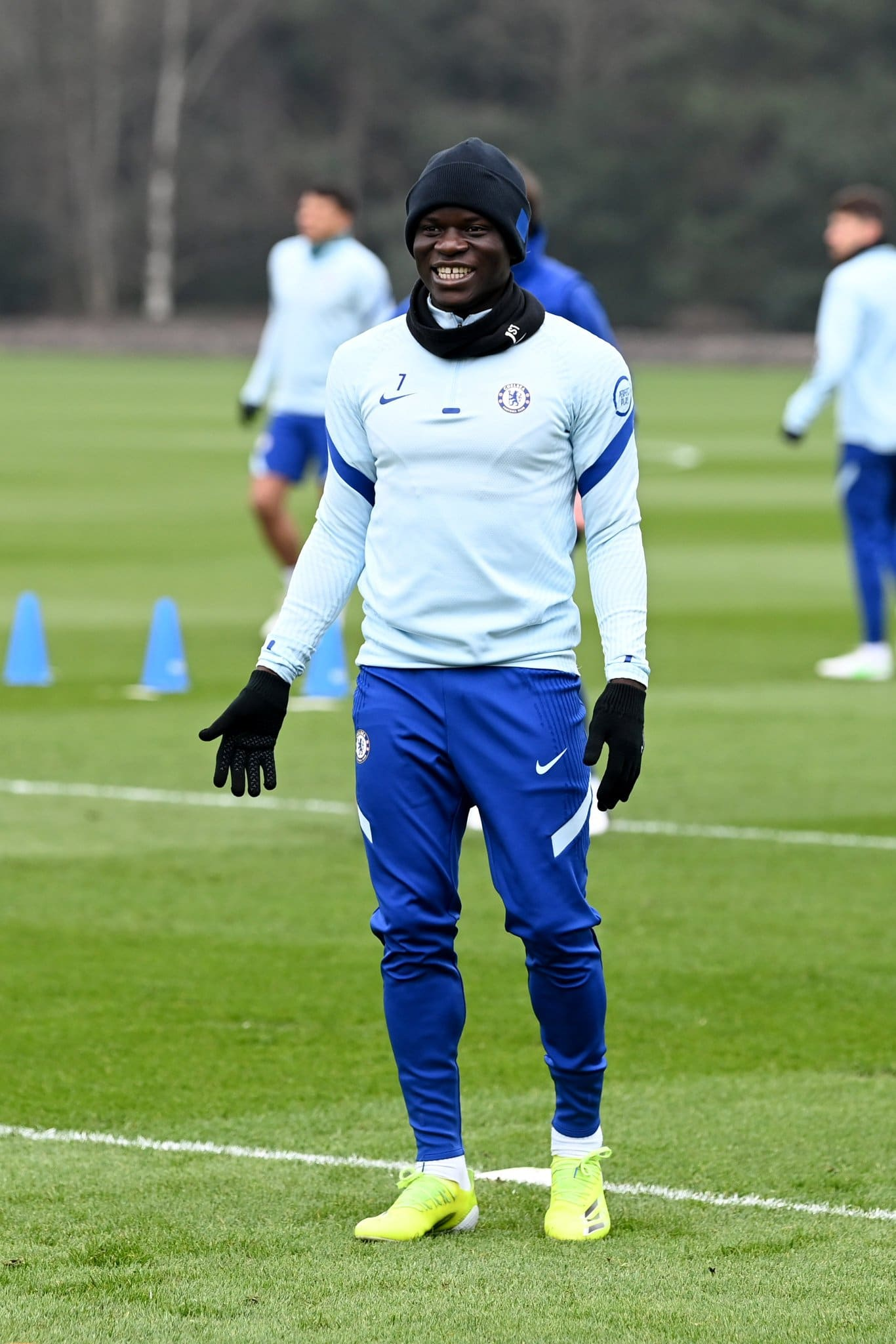 Chelsea Open To Selling N'Golo Kante