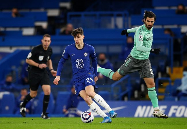 Iwobi Suffers Defeat With Everton At Chelsea As Blues Strengthen Top-Four Hopes