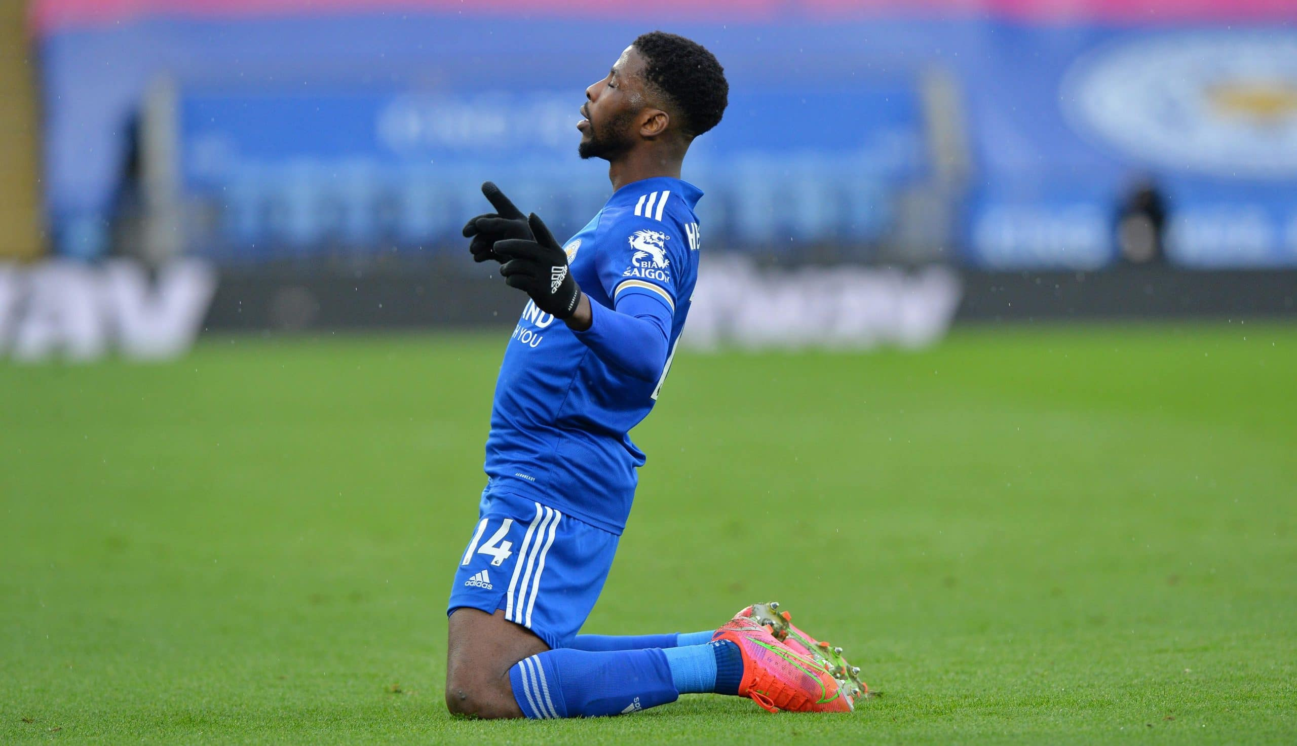 'He's Been Fantastic'-  Ex-Leicester Star Gillespie Talks Up Iheanacho Superb Displays  For Foxes