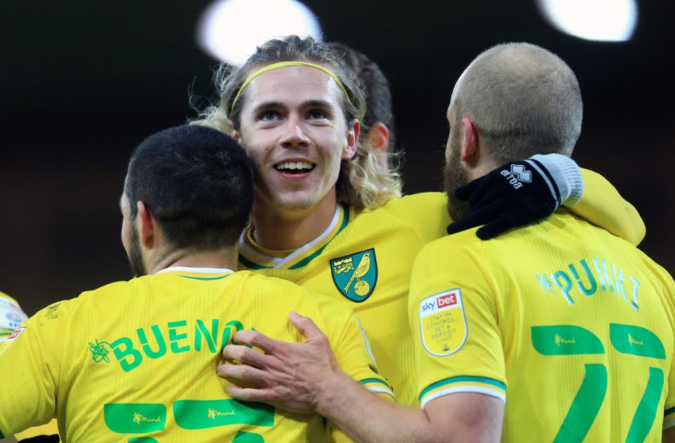Norwich Beat Troost-Ekong's Watford To Championship Title