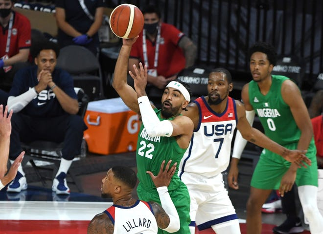 D'Tigers Stun USA In Pre-Olympics Friendly - Complete Sports